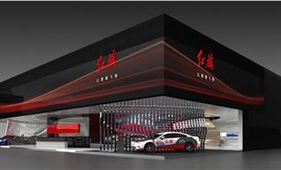 汽车展厅设计如何突出品牌