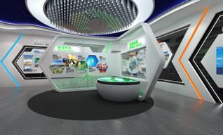 企业展厅设计价格多少钱