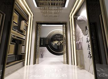 碧桂园瓦房店体验馆设计方案