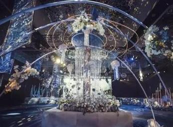 3D全息投影宴会厅设计案例