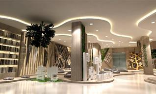 展厅设计公司浅析服装店灯光设计