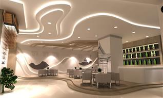 展厅设计公司浅谈别墅装修设计