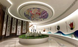 展厅设计公司浅谈中式餐厅装修设计