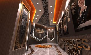 企业展厅设计策划需考虑哪些内容?
