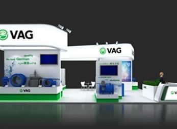 德国VAG展台设计案例