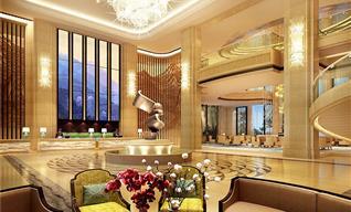 展厅设计公司浅谈酒店设计需要注意什么