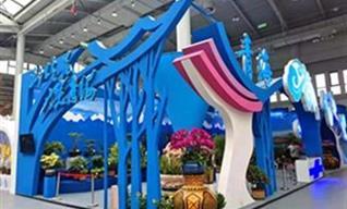 上海展览设计公司浅谈展会展台展示空间设计