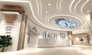 展示设计公司浅谈公司内部展厅设计要点