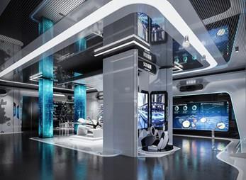 科技展厅设计施工方案
