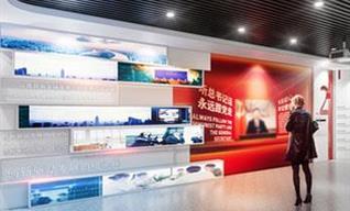 上海展览展示设计公司简述企业文化墙设计制作
