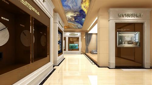 展厅设计公司棣美的民宿酒店设计案例
