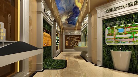 上海展厅设计制作公司设计案例展示