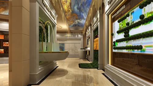 展厅设计案例