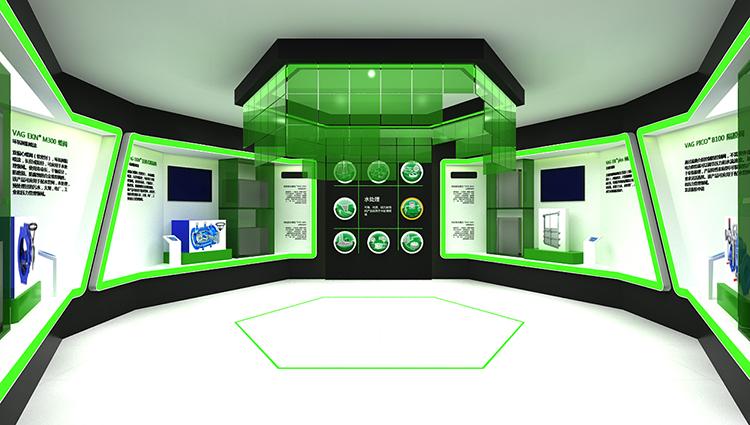 VAG展厅设计案例