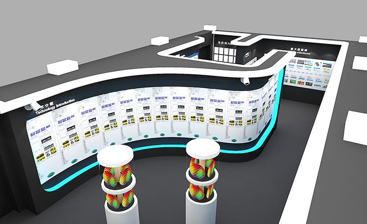 展厅设计公司案例