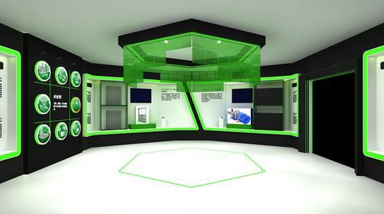 VAG展厅设计效果图展示