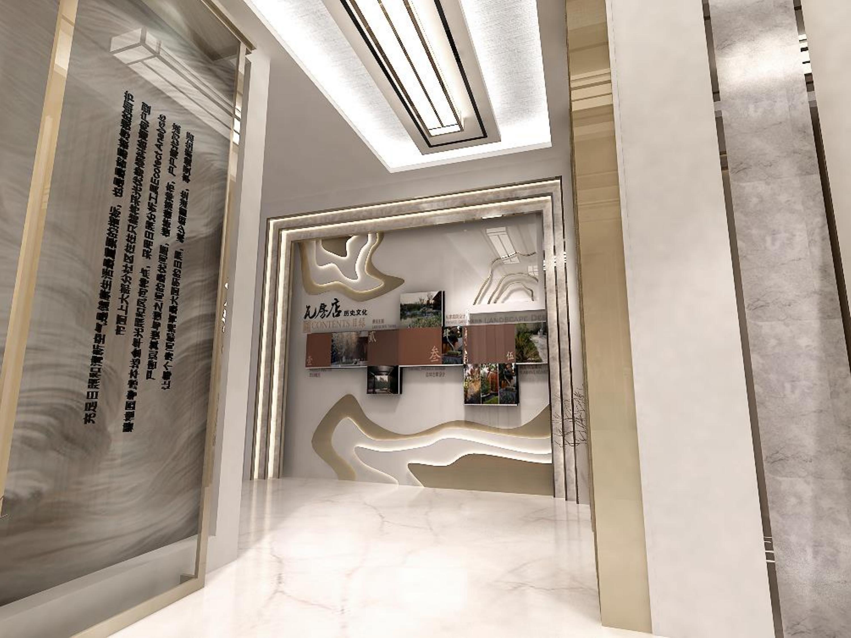 瓦房店体验馆设计效果图5
