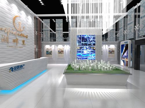 金辉地产销售中心包装设计3