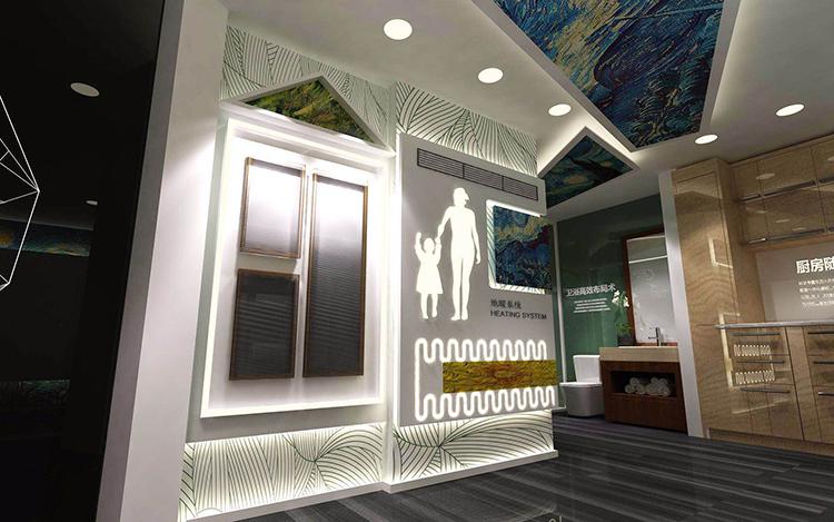 紫金庄园展厅设计案例展示4