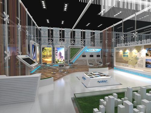 金辉地产销售中心包装设计