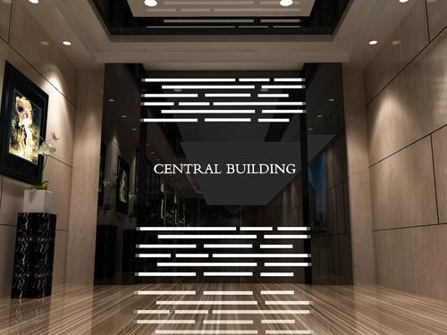 中环大厦包装设计案例