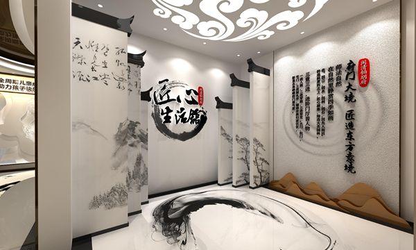 碧桂园闽清·铂玥府体验馆设计方案2