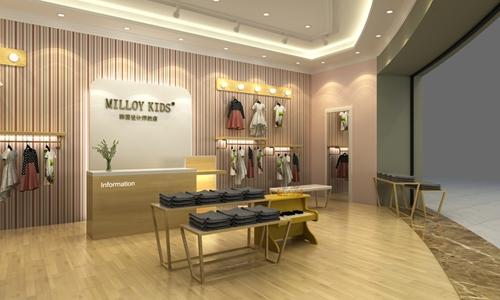 MILLOY KTDS品牌形象店设计案例3