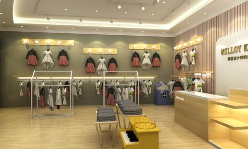 MILLOY KTDS品牌形象店设计案例2
