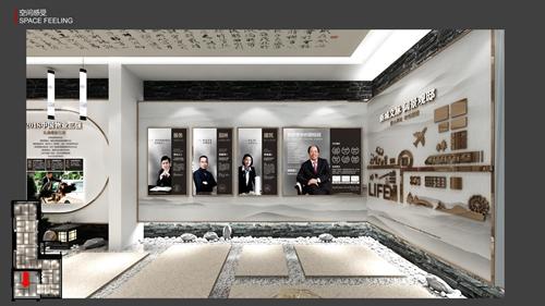 碧桂园胶州澜庭体验馆设计效果图3