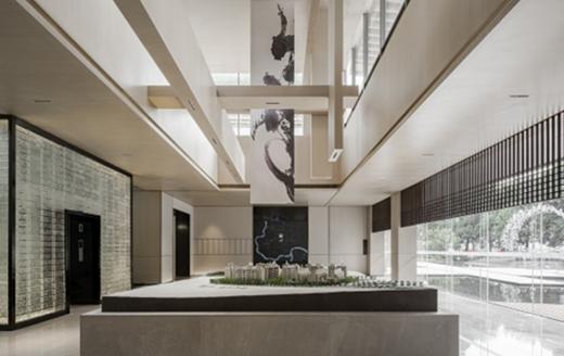 售楼部设计方案的效果图9