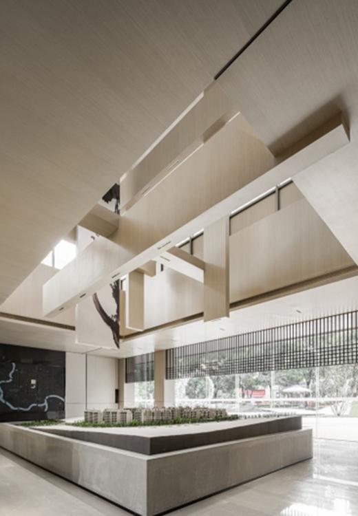 售楼部设计方案的效果图10