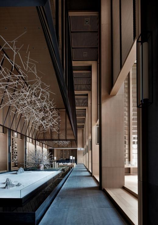 售楼部设计方案的效果图13
