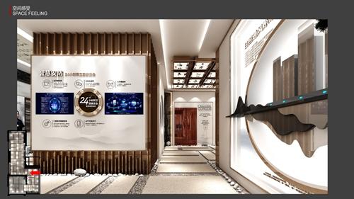 碧桂园胶州澜庭体验馆设计效果图8
