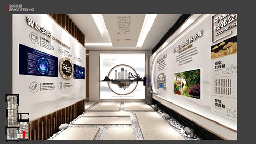 碧桂园胶州澜庭体验馆设计效果图7