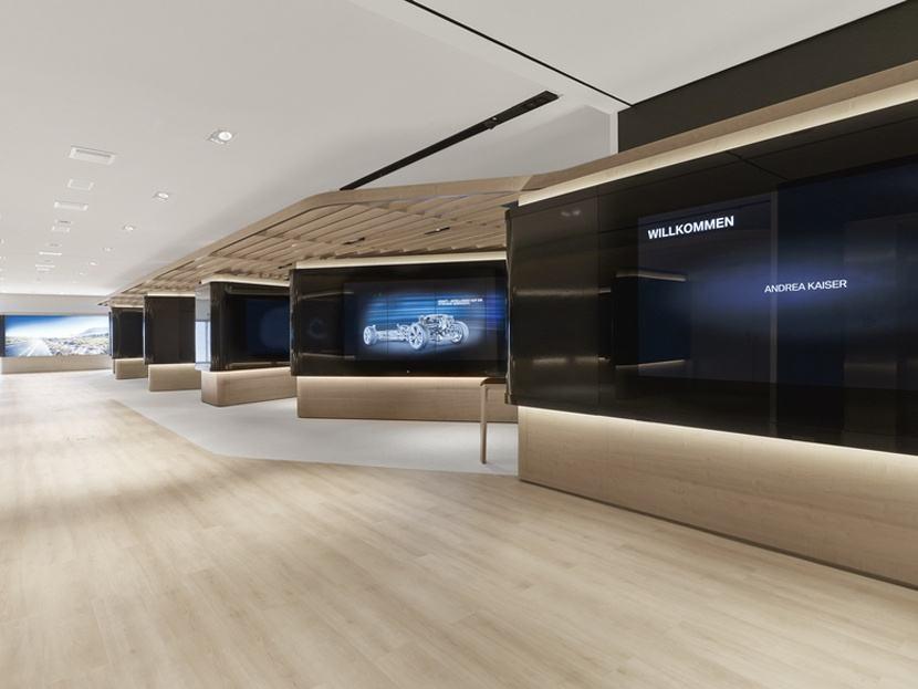 企业多媒体展厅设计方案