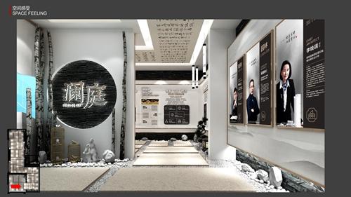 碧桂园胶州澜庭体验馆设计效果图6