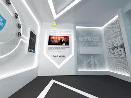 碧桂园燕山公馆体验馆设计案例效果图8