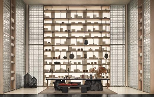 售楼部设计方案的效果图26