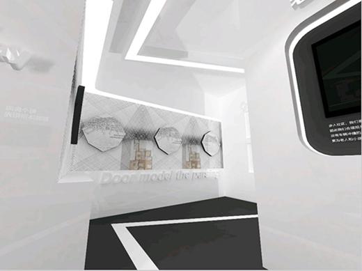 碧桂园燕山公馆体验馆设计案例效果图12