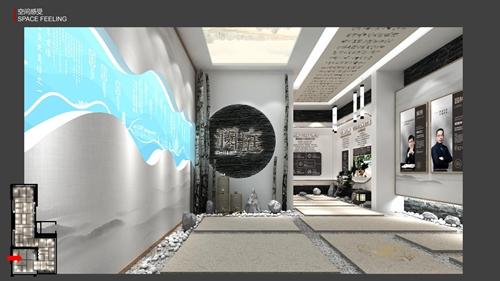 碧桂园胶州澜庭体验馆设计效果图4