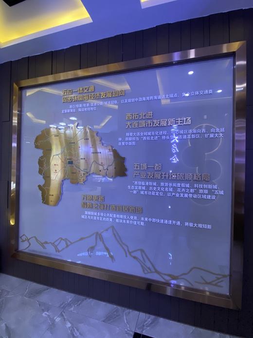 碧桂园凤栖台体验馆设计案例的效果图7