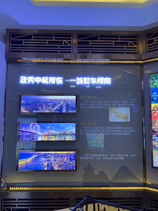 碧桂园凤栖台体验馆设计案例的效果图11