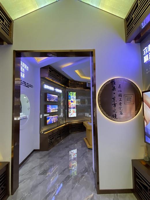 碧桂园凤栖台体验馆设计案例的效果图16