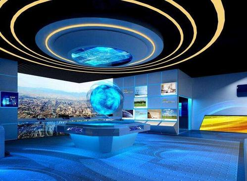 展厅设计公司的交互设计案例展示