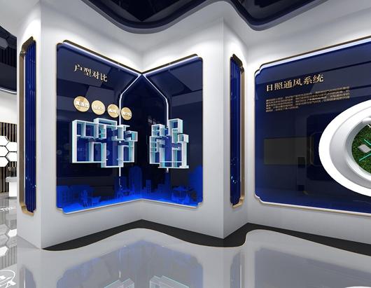 碧桂园珑悦体验馆设计方案之展示区域设计效果图10