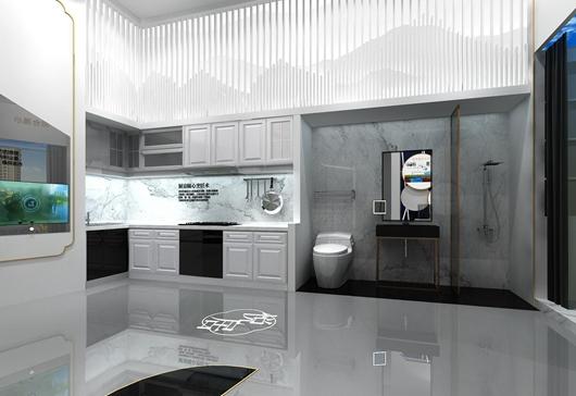 碧桂园珑悦体验馆设计方案之展示区域设计效果图12