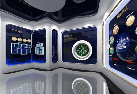 碧桂园珑悦体验馆设计方案之展示区域设计效果图9