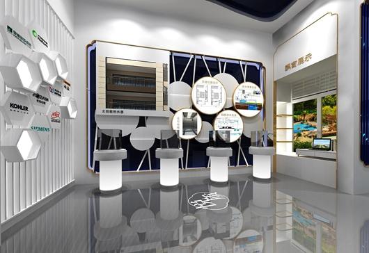 碧桂园珑悦体验馆设计方案之展示区域设计效果图15