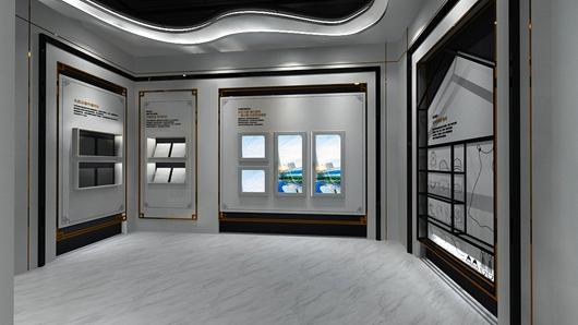 碧桂园观邸体验馆设计方案之展示设计效果图