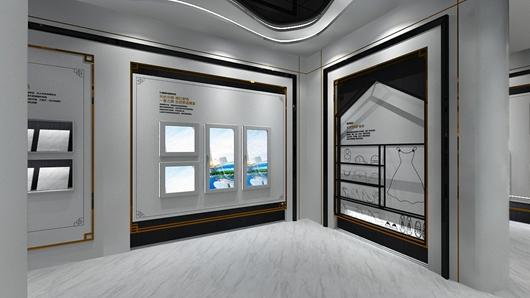 碧桂园观邸体验馆设计方案之展示设计效果图2